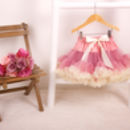 Pettiskirt Tutu Rose And Cream Pettiskirt Tutu