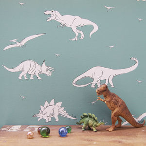 Dinosauria Wallpaper - new in baby & child