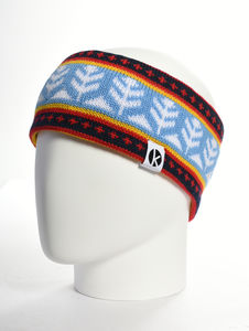 Hayward 'Nordicai' Merino Wool Headband - hats