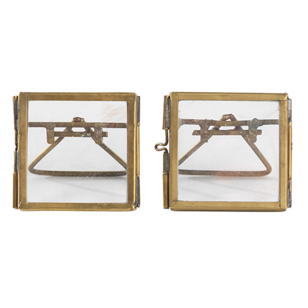 set of two tiny antique frames by all things brighton beautiful ...