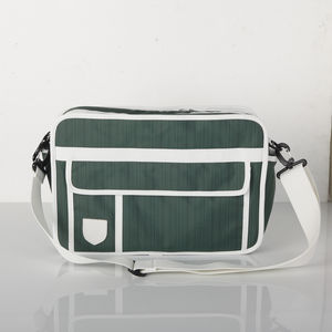 Retro Style Messenger Bicycle Pannier Bag