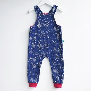 Constellation Organic Dungarees - clothing