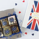 British Luxury Vegan Brownie Box