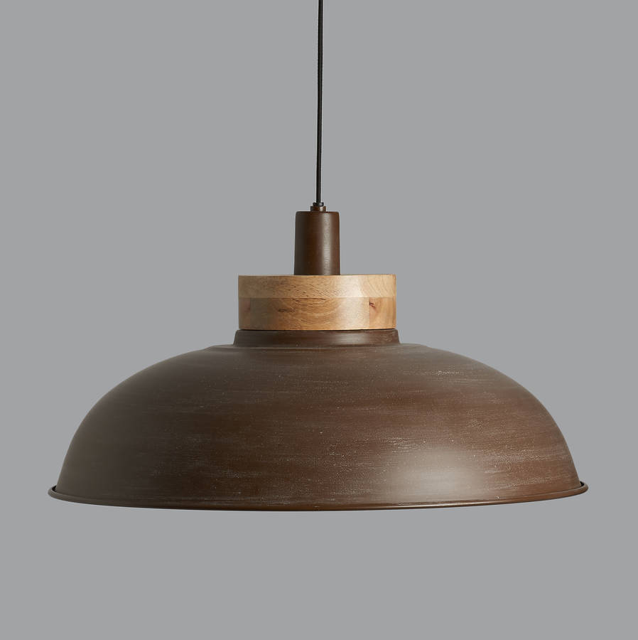 Pluto Pendant Light By Horsfall & Wright