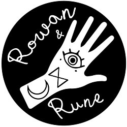 Rowan and Rune logo