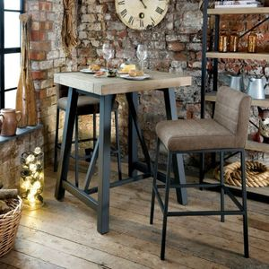 Pendlebury Bar Kitchen Table - dining tables