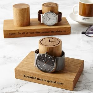 Watch Stand Christmas Gift For Grandad - new in jewellery