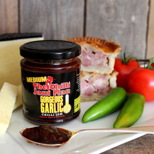 Gorgeous Garlic Chilli Jam