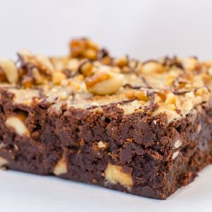 Peanut Butter Chocolate Brownie Box