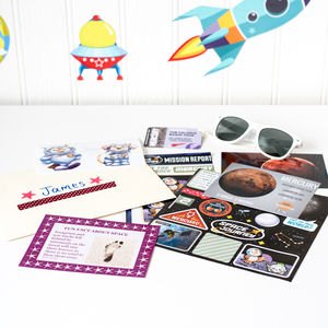 Planet Mercury Activity Kit With Space Sunglasses