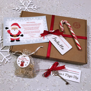 Personalised Christmas Eve Box From Santa - christmas eve boxes