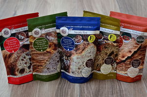Gluten Free Artisan Bread Mix Taster Collection
