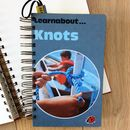 'Knots' Upcycled Notebook