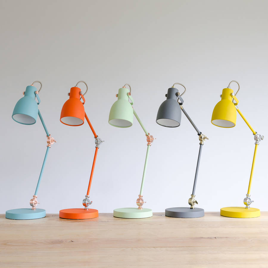 Angle Hobby Task Lamp By Berylune Notonthehighstreet Com