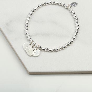 New Mum Personalised Charm Bracelet Gift For Her