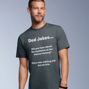 Classic Dad Jokes T Shirt