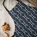 Pair Of Puffins Apron