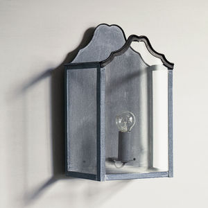 Clifton Cartouche Wall Light - wall lights