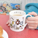 Personalised God Mother Mug
