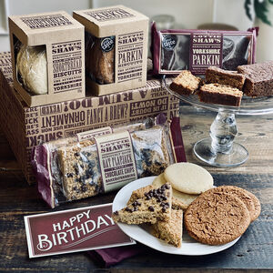 Birthday Baked Treat Box