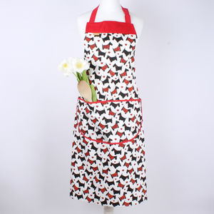 Scotties Apron - cooking & food preparation