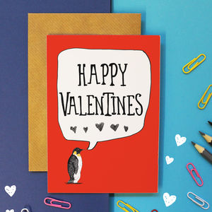 Happy Valentines Card - summer sale