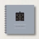 Personalised New Home Book Or Album
