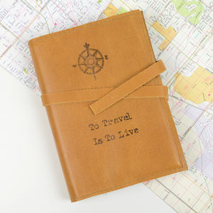 Compass To Travel Is To Live Journal