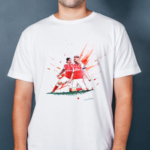 7th Heaven : Arsenal T Shirt - clothing