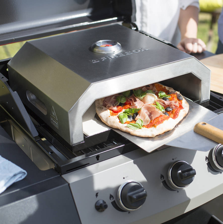 portable firebox pizza oven by oxford barbecues. Black Bedroom Furniture Sets. Home Design Ideas