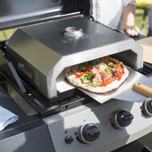 Portable Firebox Pizza Oven - for him