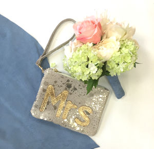 Mrs Clutch Bag - what's new