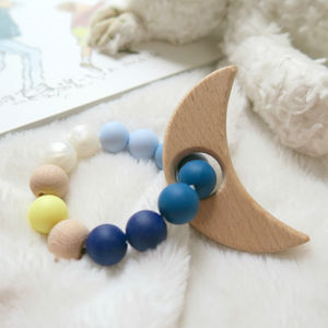 Goodnight Moon Teething Ring
