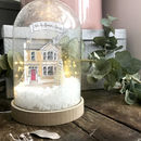 Personalised Christmas 'Snow Globe'