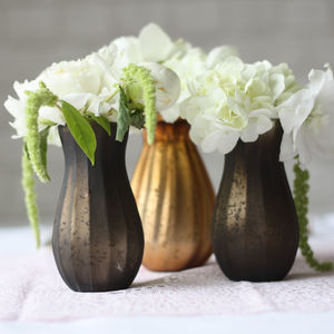 Dainty Vase In Gold Or Bronze