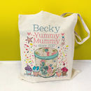 Personalised Yummy Mummy Bag