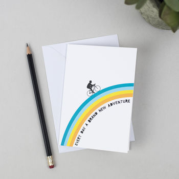 Adventure Cycling Card