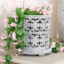 Potter's Wheel Traditional Stoneware Planter Collection