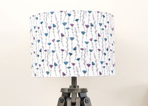 Flowers Lampshade - children's lighting