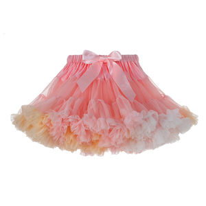 Angel's Face Pastel Posy Tutu