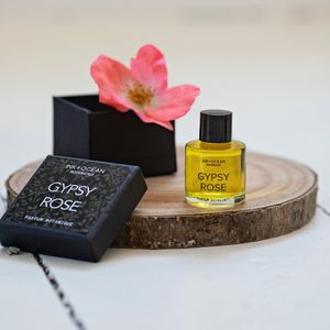 'Gypsy Rose' Natural Botanical Perfume