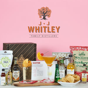 J.J Whitley Gin Cocktail Set - wines, beers & spirits