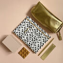 Gold In A Box Stationery Gift Set