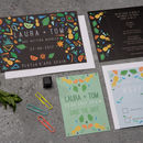 Tutti Wedding Stationery Suite