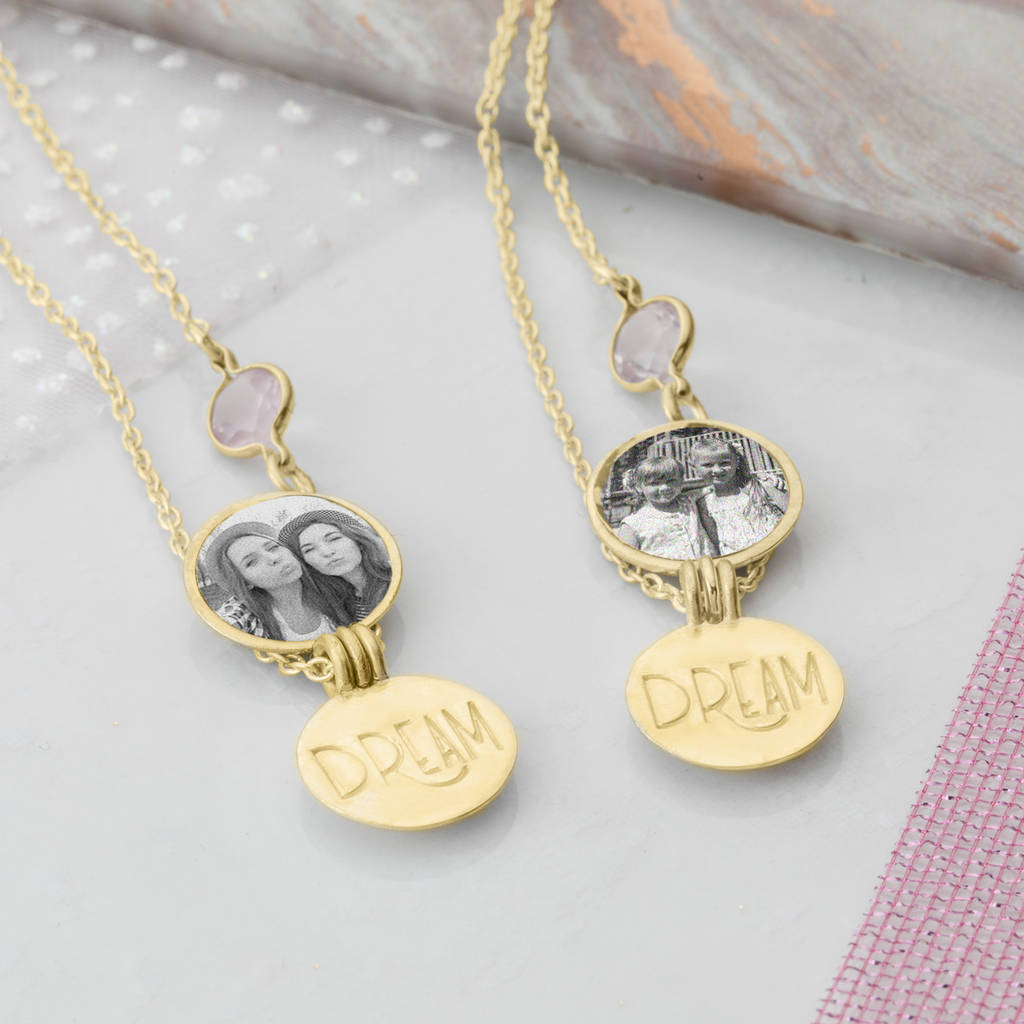 bridesmaid hugerect gift friend unique my friendship necklace you product message locket be personalized will lockets