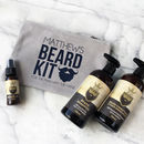 Personalised Beard Kit With Beard Lotions