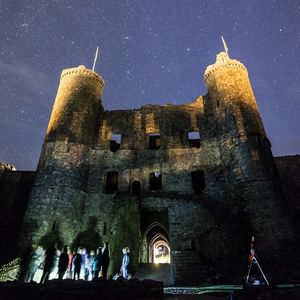 Family Stargazing Experience In Wales
