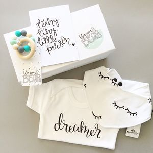 'Dreamer' Baby Gift Bundle - baby shower gifts & ideas