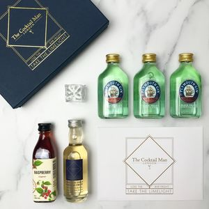 Rainbow Gin Fizz Cocktail Kit - gin