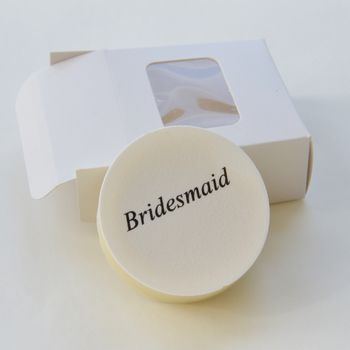 Will You Be My Bridesmaid? Single Chocolate Oreo